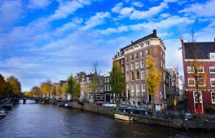 Amsterdam Canal Cruise & Admission to the Xcold Icebar – Skip-the-line access