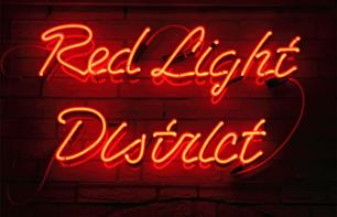 Guided tour of Amsterdam's Red Light District