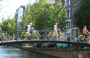 Guided Bike Tour of Amsterdam