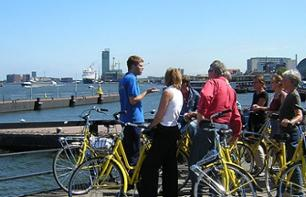 Grand Tour guidé d'Amsterdam en vélo