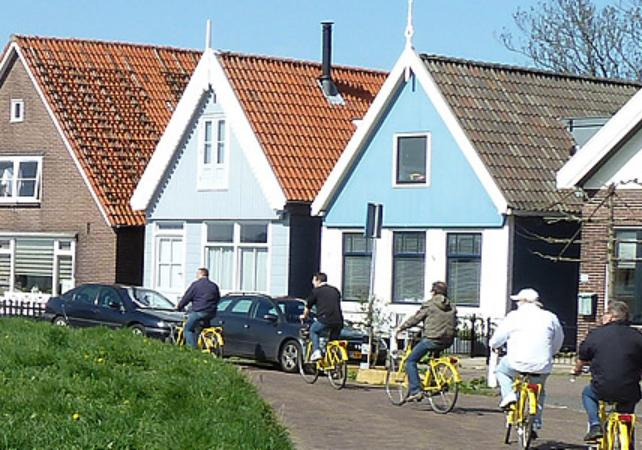 Photo Excursion en vélo dans la région du Waterland depuis Amsterdam