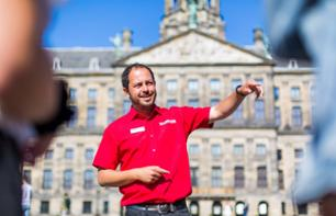 Guided Walking Tour of Amsterdam