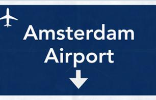 Transfer in a Private Vehicle from Schiphol Airport to Your Hotel in Central Amsterdam