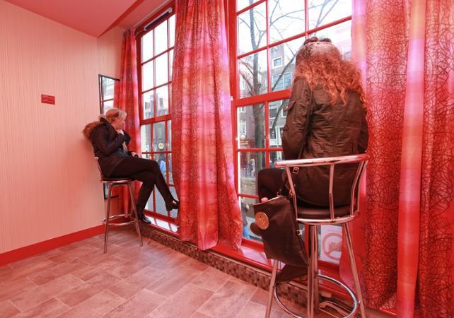 Billet Musée de la Prostitution + Croisière d'une heure sur les canaux d'Amsterdam - Amsterdam -