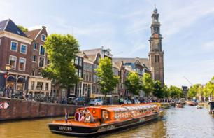 1-Hour Cruise on the Canals of Amsterdam