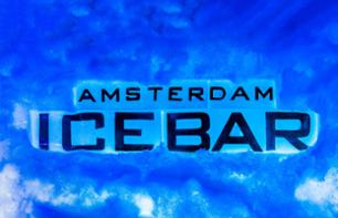 Admission to the X-Cold Icebar + 3 Drinks
