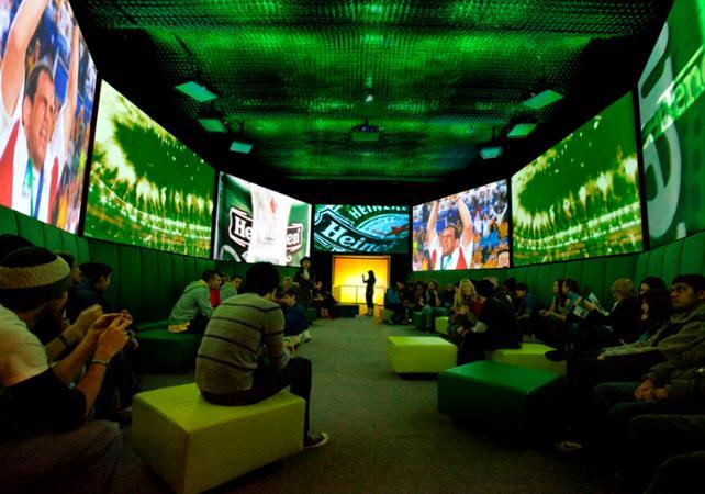 Photo Visite guidée VIP de la Heineken Experience d'Amsterdam