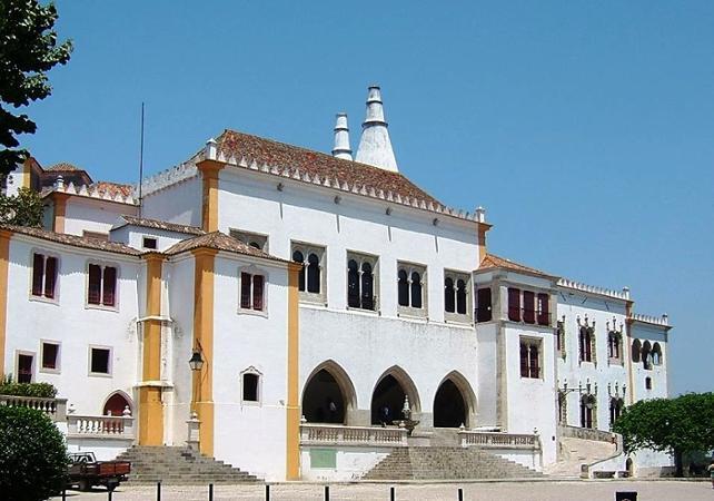 Excursion d'une demi-journée : Sintra, Palais National, Cabo da Roca, Cascais et Estoril - Lisbonne -