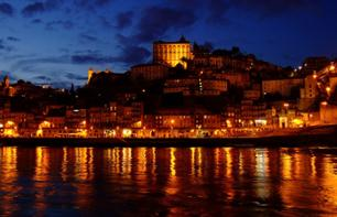 Visita di Porto by night, cena e Fado show