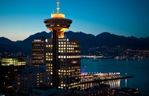Tickets to the Vancouver Lookout Panoramic Observation Deck