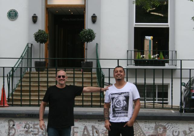 Visite guidée de Londres en van sur le thème du rock'n'roll – En après-midi - Londres -