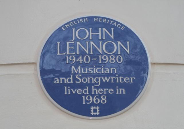 Photo Tour guidé de Londres en van sur le thème des Beatles