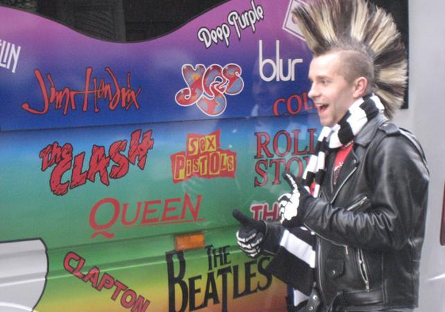 Visite guidée autour du rock'n'roll à Londres – Journée complète - Londres -