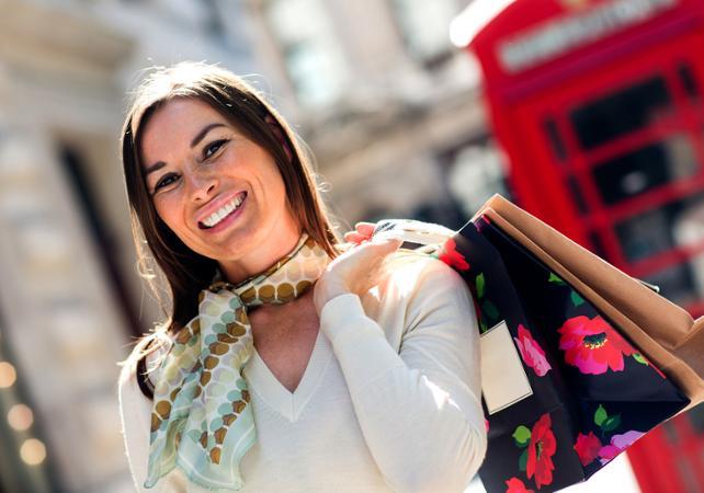 Shopping tour privé dans Covent Garden et Soho avec une styliste - Londres -