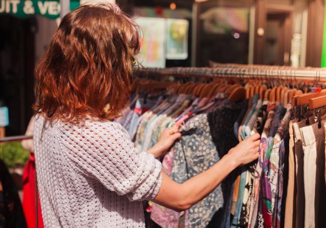 Shopping tour privé dans Kensington avec une styliste - Londres -