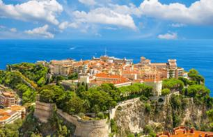 Half-day in Monaco, Eze and La Turbie – Departing from Cannes