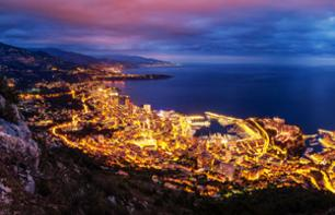 Panoramic Tour of Monaco and Monte Carlo by Night – Departing from Cannes