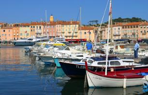 From Monaco: 1 day trip to Port Grimaud and St Tropez