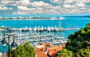Luxury and Hilltop Villages: Antibes, Saint Paul de Vence and Cannes – Departing from Monaco