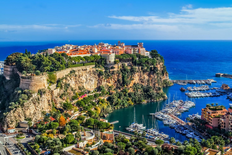 Salir de la ciudad,Excursión a Mónaco