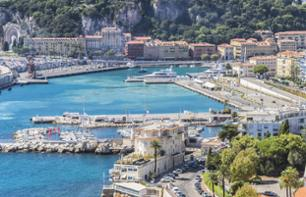 Discover the French Riviera: Cannes, Eze, La Turbie, Monaco, Antibes, Saint Paul de Vence – Departing from Nice