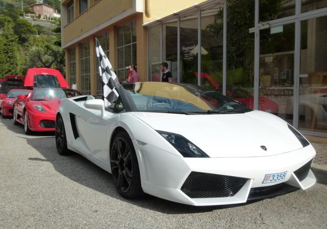 Ferrari Lamborghini Driving Experience Private 30 Minute Tour Pilot Or Co Pilot Departing From Eze 30 Mins From Nice