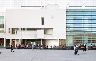 Billet musée d'art contemporain de Barcelone - MACBA