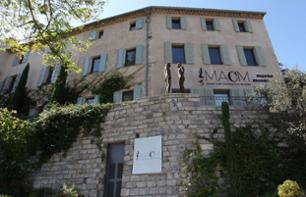 Mougins Museum of Classical Art (open visit or guided tour) – 20 minutes from Grasse and Cannes