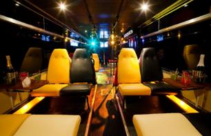 Party bus hire – hotel pick-up/drop-off