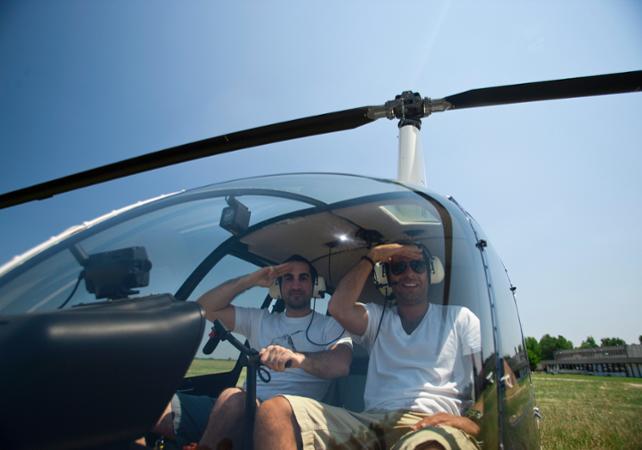 Photo Survol de Budapest en hélicoptère
