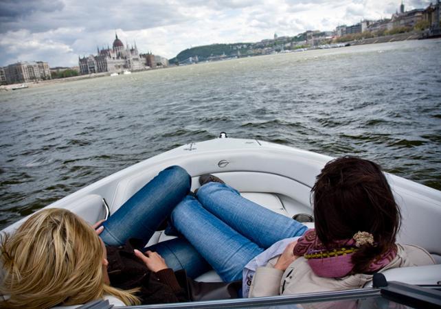 Croisière privée en Speedboat sur le Danube - Budapest -