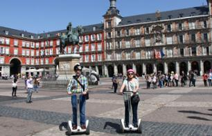 The Essentials of Madrid by Segway