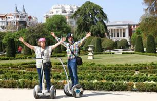 Private Segway Tour of Buen Retiro Park in Madrid