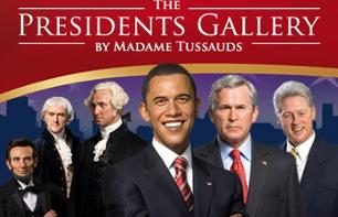 Madame Tussauds Washington DC - Ticket ohne Schlange stehen