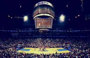NBA - Orlando Magic match ticket at the Amway Center
