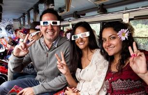 "Visite de San Francisco en Bus Hippie - ""Back to the 60's !"""