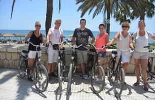 Guided Bike Tour of Central Malaga