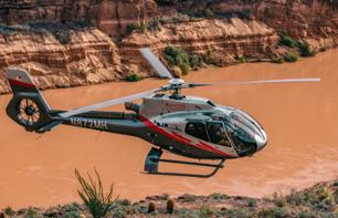 Helicopter Tour Above the Grand Canyon (20 Min) - Departure from the West Rim