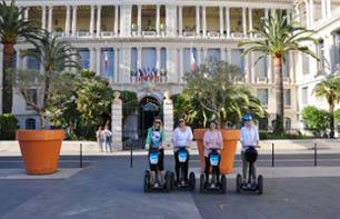 Segway Tour: Nice to Villefranche-sur-Mer