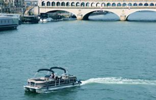 VIP cruise with brunch on the Seine (in English)