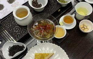 Tea Workshop in Hong Kong