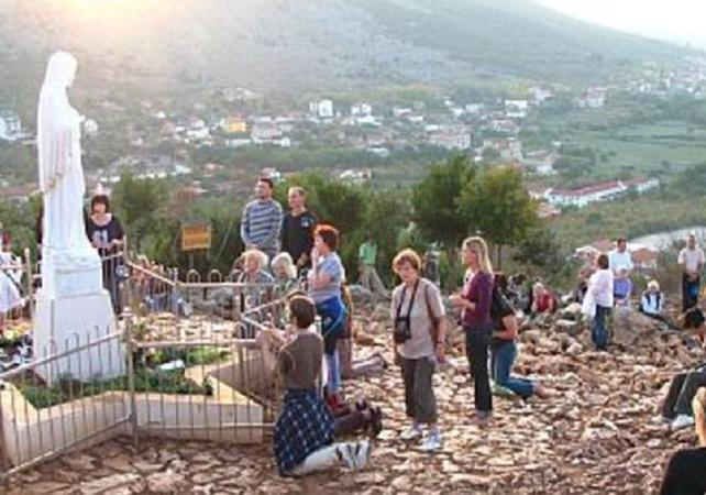 Photo Excursion à Medjugorje en Bosnie – Au départ de Dubrovnik