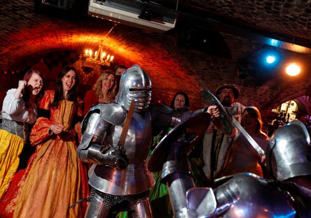 Banquet médiéval à Londres - Londres -
