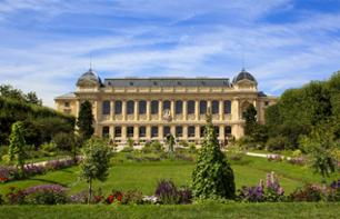Guided Tour of the Jardin des Plantes in Paris