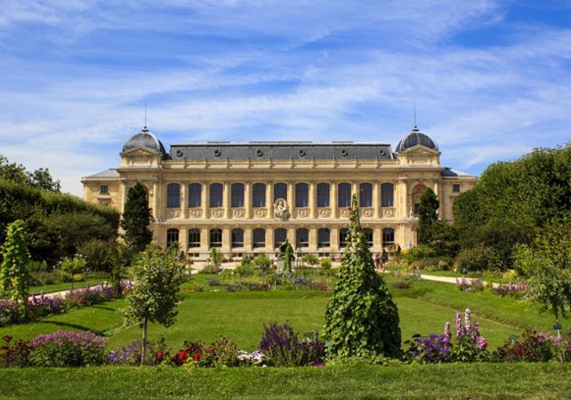 Promenade guidée au Jardin des Plantes de Paris - new-paris -