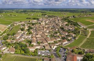 Day Trip to Saint-Emilion by Convertible buggy – Departing from Bordeaux
