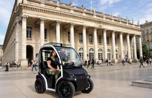 Discover the UNESCO World Heritage Sites of Bordeaux by Electric Car