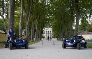 Half Day Trip to Margaux in a Convertible buggy - Departs from Bordeaux