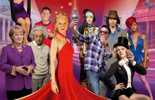 Madame Tussauds Berlin: Priority-Access Ticket