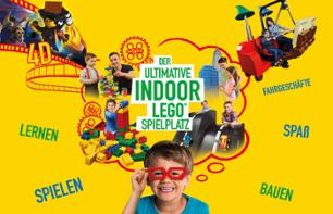 Billet pour le parc LEGOLAND Berlin - coupe-file